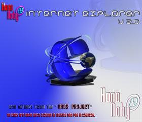 Internet Explorer V2.0