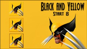 Black and Yellow_Start8