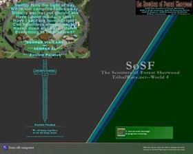 SoSF logon