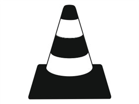 Minimalist Black - VLC Media Player