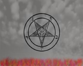 Satan Wall