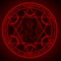 Red Rune Circle