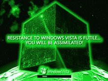 Resistance to Windows Vista is Futile v2.0!