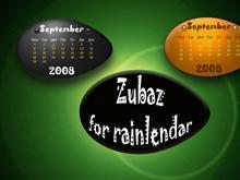 ZubaZ for Rainlendar