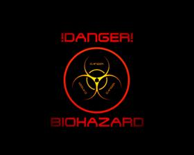 Biohazard-Danger