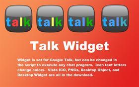Talk Widget
