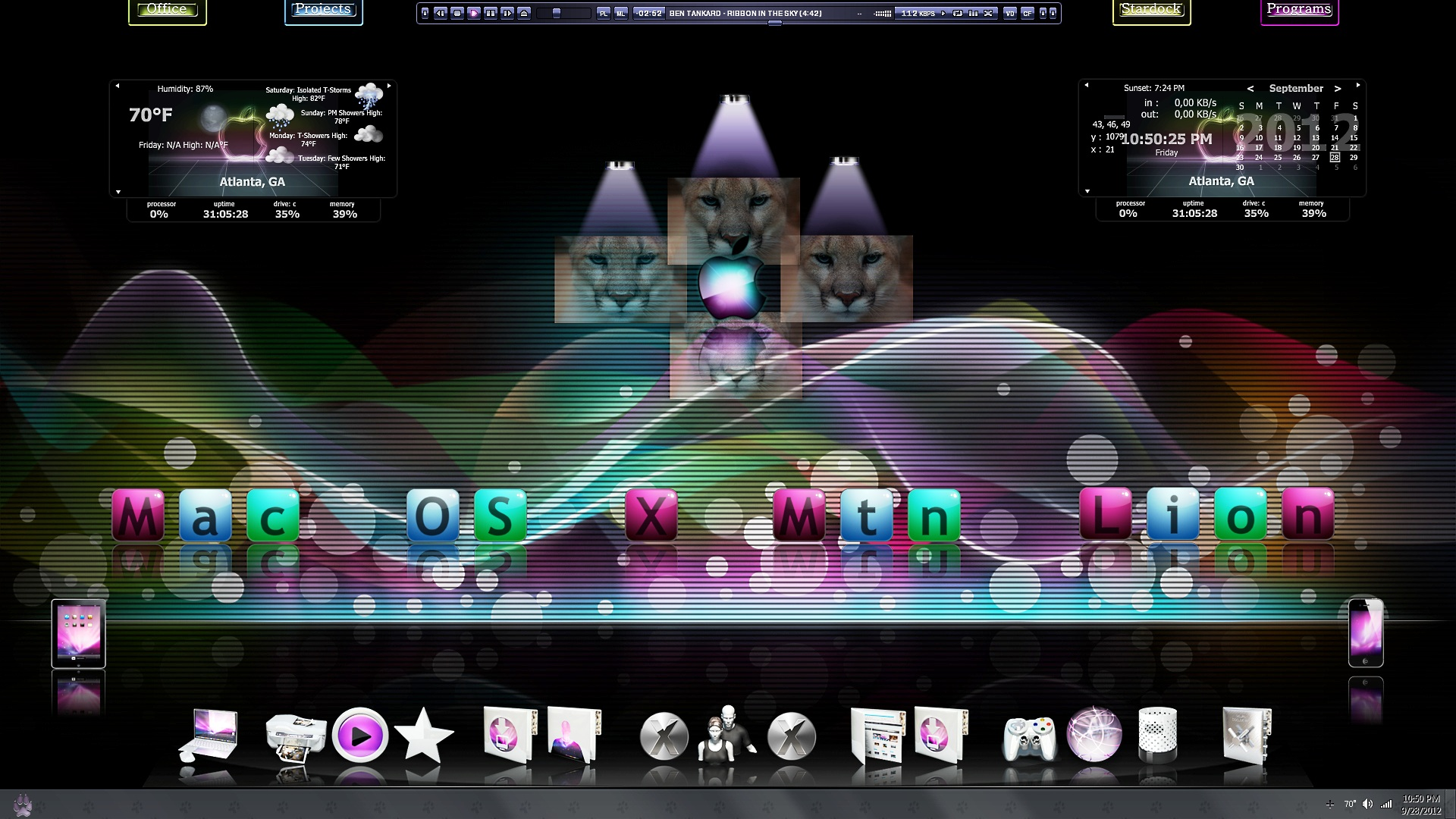 Mac OS X Mtn Lion 4