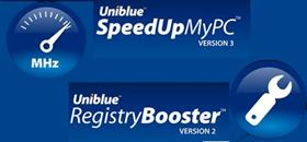 Uniblue Speed Up My PC and Registry Booster