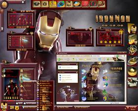 Iron Man The Movie v.1