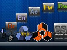 Adobe CS4 Master Collection Icons