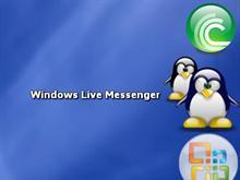 Messenger Tux