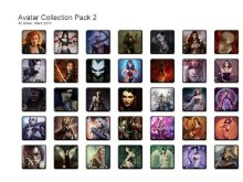 Avatar Collection Pack 2