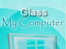 Glass My Computer. ico Version  1.0