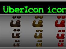 """ U "" Icons (UberIcon)"