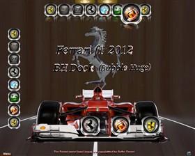 Ferrari f1 BH Dock