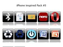 iPhone inspired Pack #3