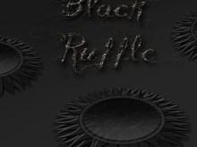 Black Ruffle
