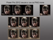 Poser Pro 2012