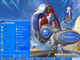 Lightning Blue XP