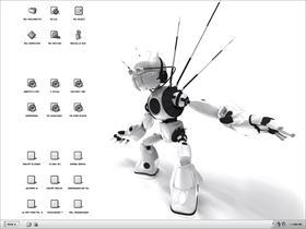 kon desktop..