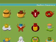 Basket Monsters for XP