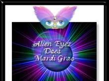 Alien Eyez Does Mardi Gras