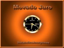 Movado Juro Watch