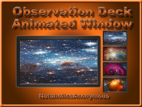 Observation Deck Window