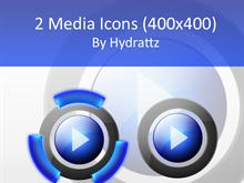 Media Icons