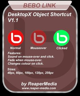 Bebo Shortcut v1.1
