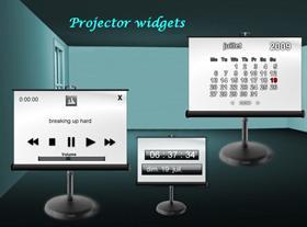 Projector Widgets
