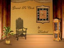 Grand-Pa Clock