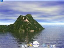 Island Desktop Screenshot