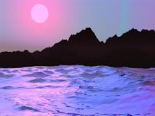 A Dreamy Sunrise