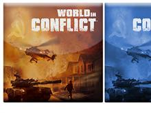 World in Conflict Dock Icons