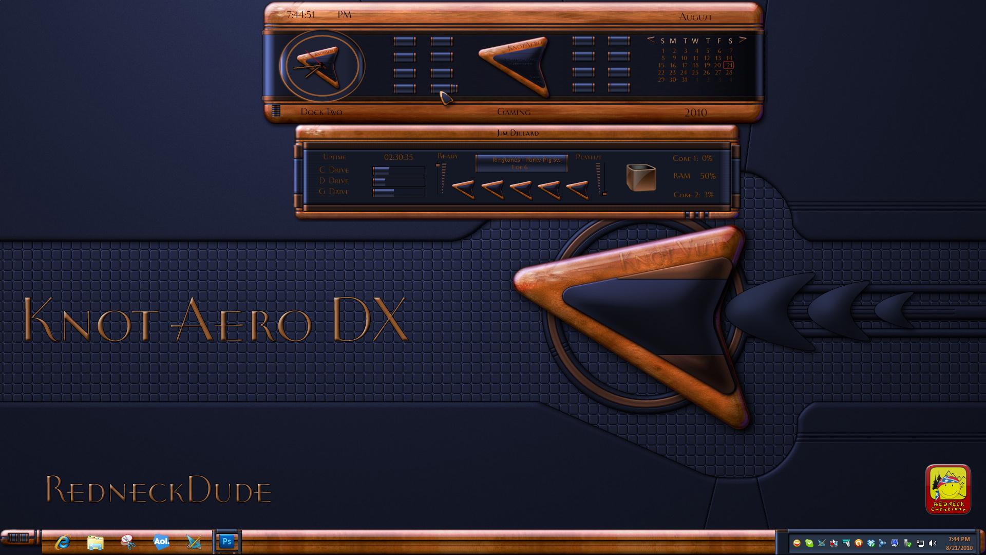 Knot Aero DX