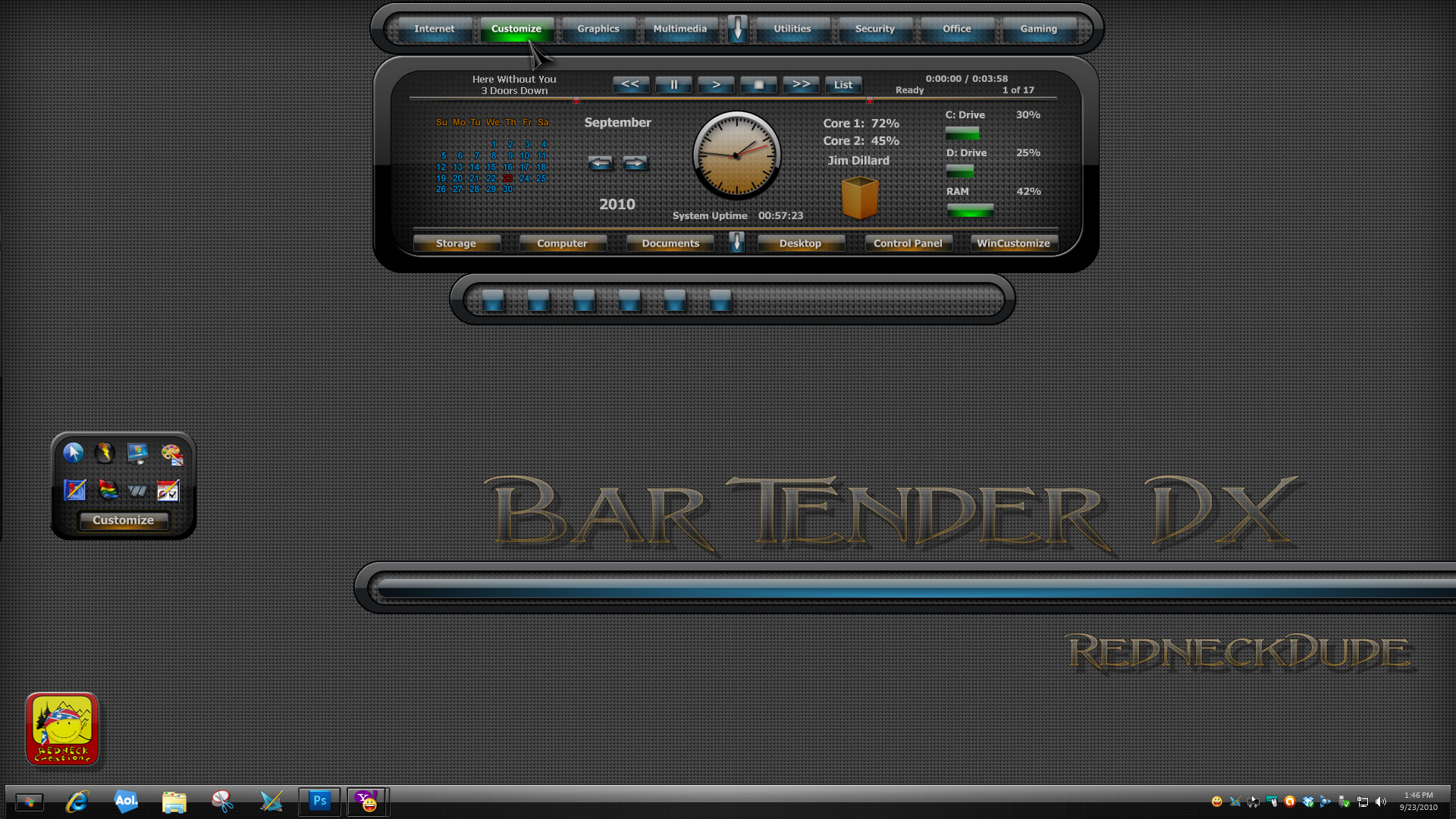Bar Tender DX