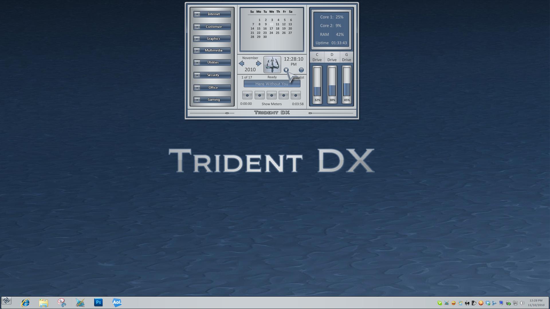 Trident DX