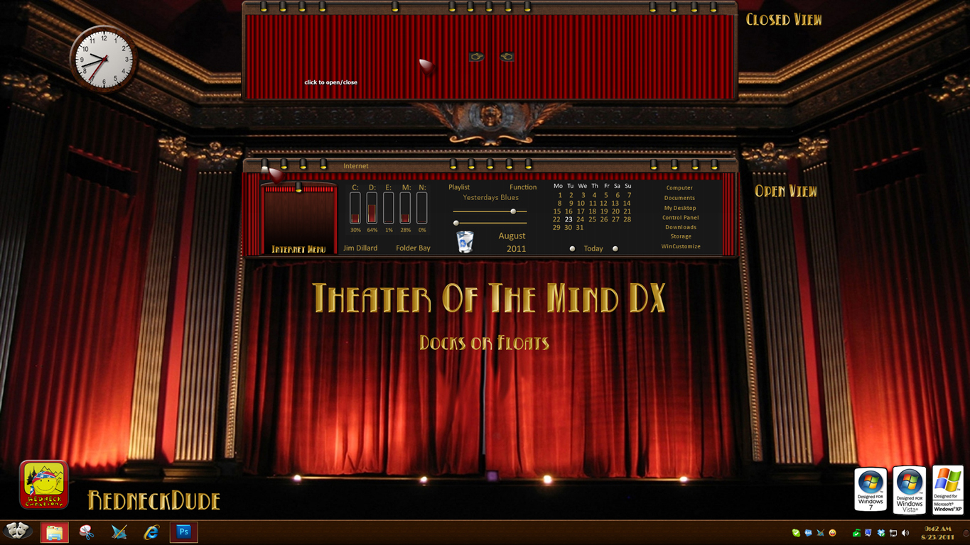 Theater Of The Mind DX
