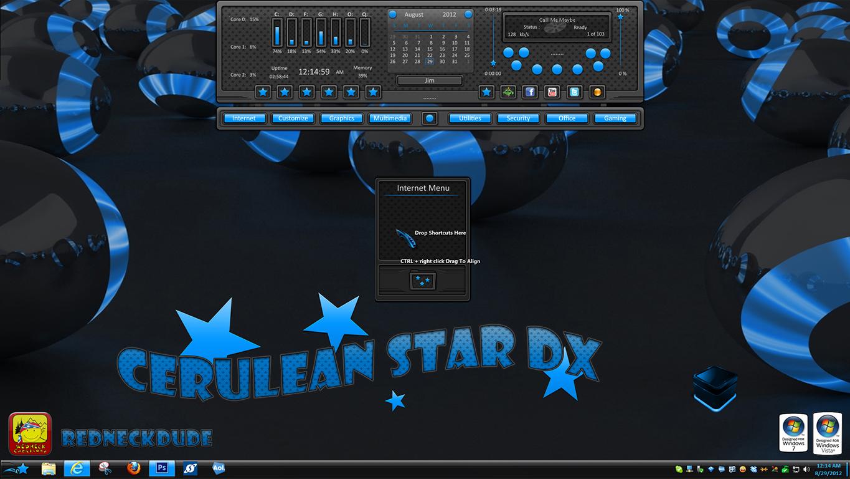 Cerulean Star DX