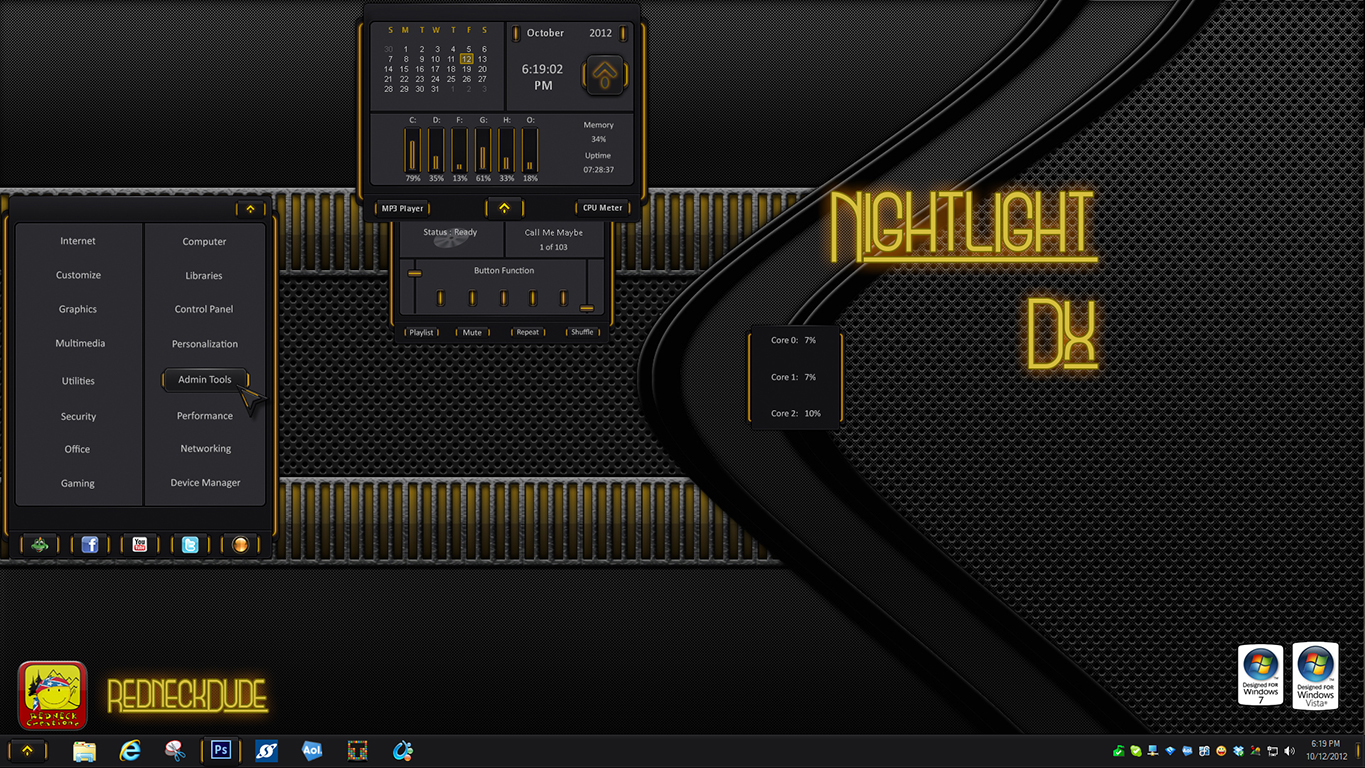 Nightlight DX