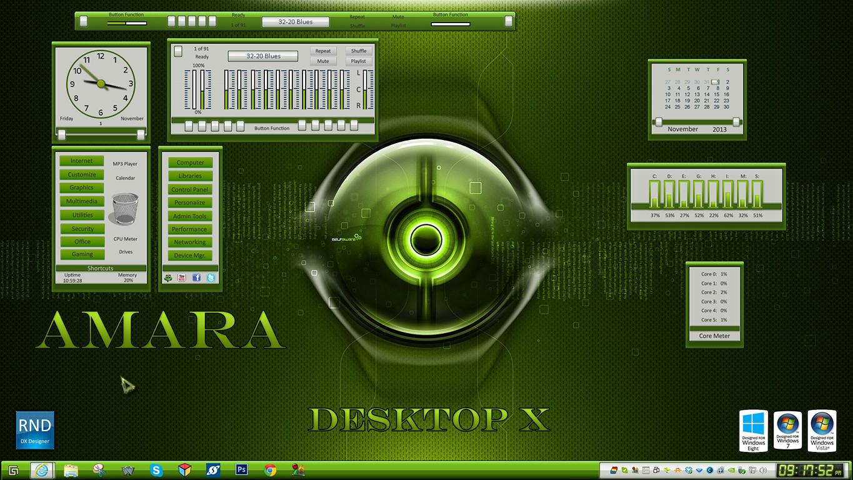 Amara DX