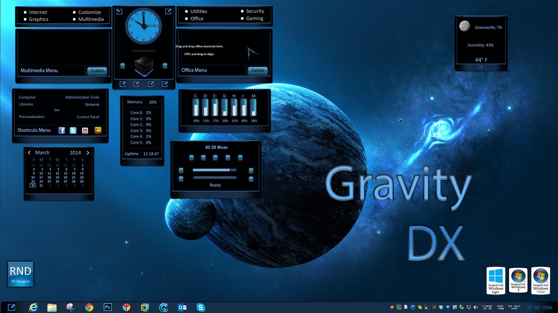 Gravity DX