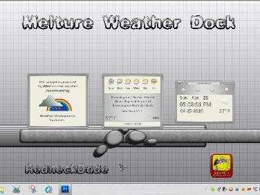 Melture Weather Dock