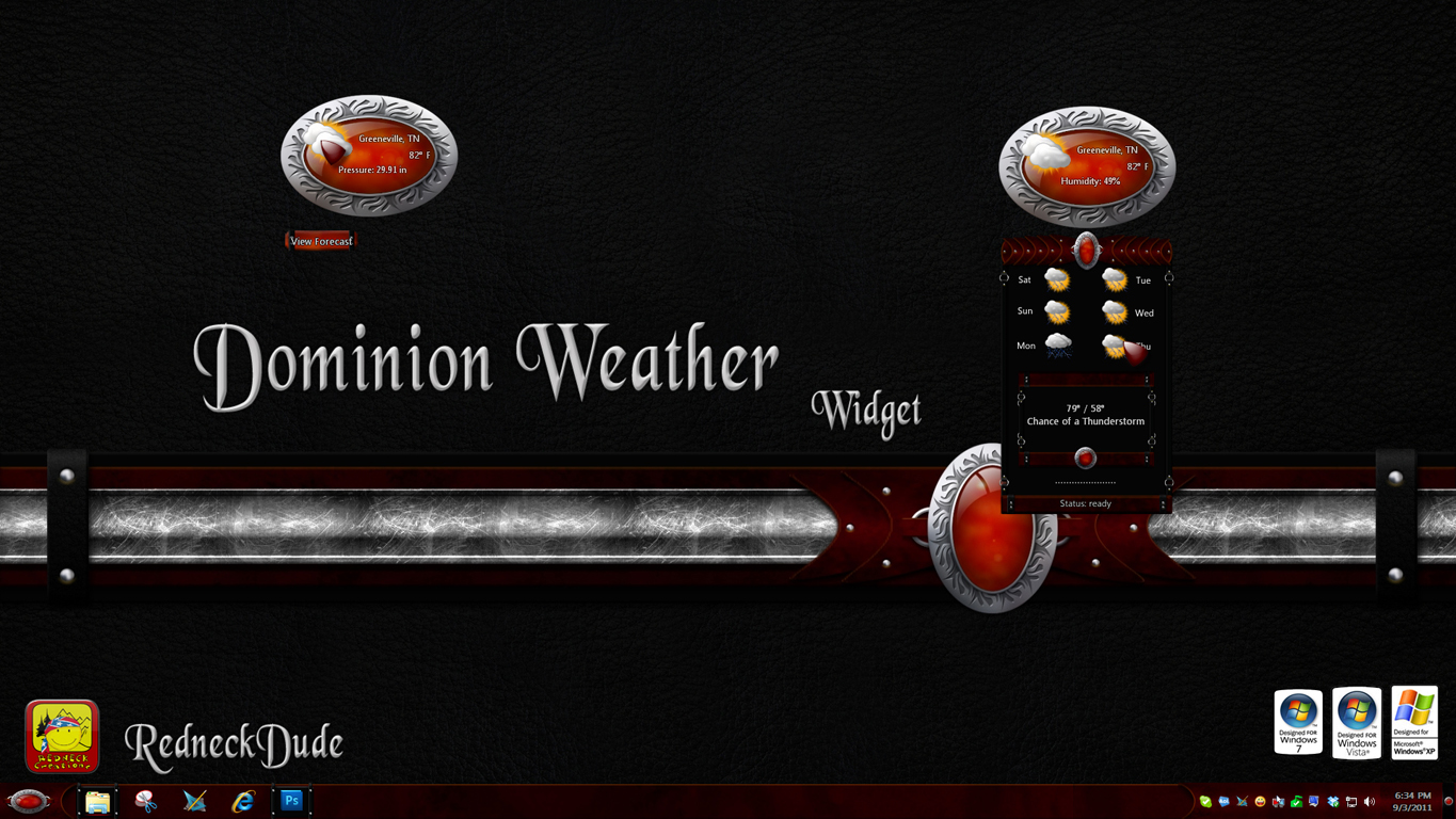 Dominion Weather Widget