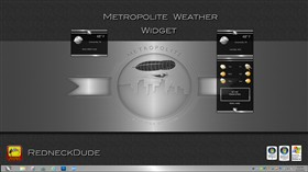 Metropolite Weather Widget