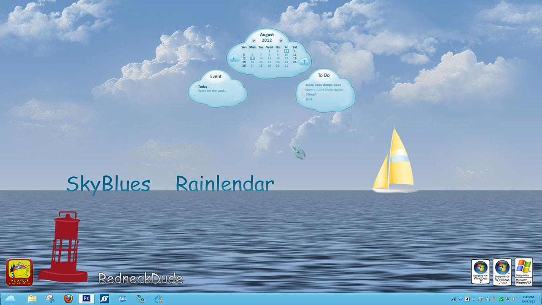 SkyBlues Rainy