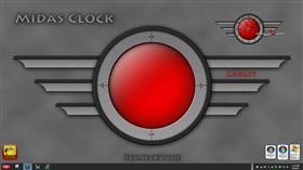 Midas Clock Gadget