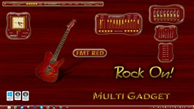 FMT Red Multi Gadget