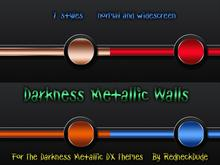 Darkness Metallic Wallpack